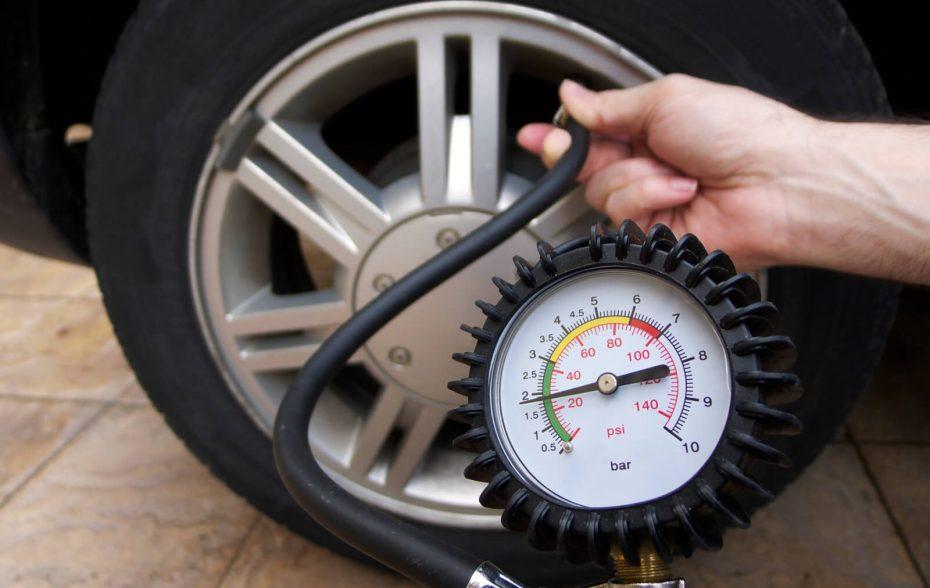 Сколько качать давление в шинах r16